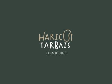Création de la nouvelle identité visuelle du Haricot Tarbais par l'agence de communication Nowooo (Pau et Tarbes)
