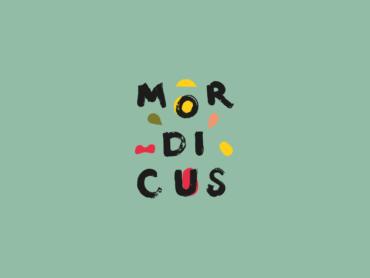 Création de l'identité visuelle, de la plaquette de présentation et de la boutique en ligne de L'Atelier Mordicus (Pau) par Nowooo.