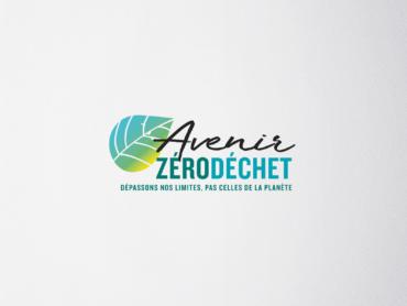 Nowooo accompagne Avenir Zéro Déchet dans la refonte de l'identité visuelle et la création d'outils de com pour sensibiliser à la réduction des déchets.